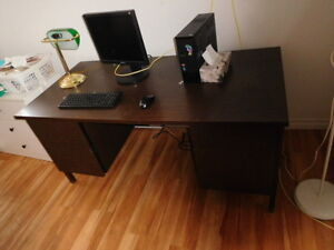dresser,computer tv coffee table for sale