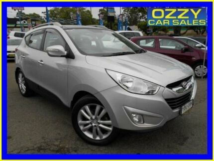 2010 Hyundai ix35 LM Highlander (AWD) Silver 6 Speed Automatic Wagon Penrith Penrith Area Preview
