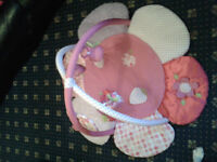 Red Kite Pink Flower Play Gym