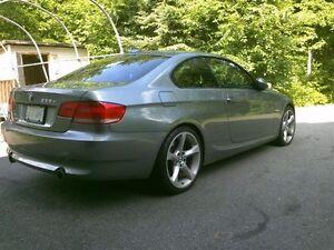 2008 BMW 335 XI Coupe AWD (2 doors)