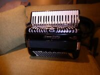 Accordion, Zero Sette,  B-22