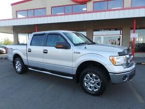 2013 Ford F-150 4WD SUPERCREW XLT Back-up Cam,  Bluetooth,  A/C,