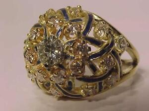 *-#533-ANTIQUE 18K DIAMOND RING JUST REDUCED from $1,895.00 to  to $1095.00 Circa  1900 to 1915?