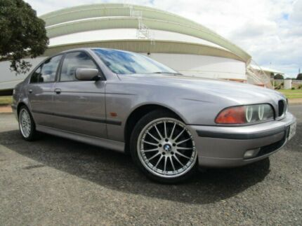1998 BMW 323I Silver 5 Speed Auto Steptronic Sedan Gepps Cross Port Adelaide Area Preview