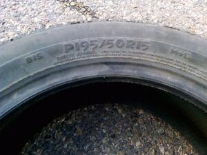 ONE 195/50R15 All-Season Tire $25