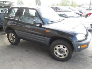 1997 Toyota RAV4 RUNS AND DRIVES GREAT AS-IS DEAL CLEAN INTERIOR