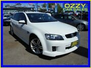 2009 Holden Commodore VE MY09.5 SV6 White 5 Speed Automatic Sportswagon Penrith Penrith Area Preview