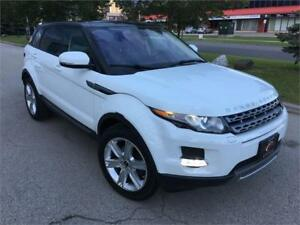 2013 LAND ROVER RANGE EVOQUE PANO/CAMERA/PURE PLUS/55KM