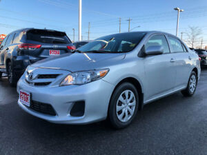 2013 Toyota Corolla CE-HEATED SEATS+MORE!