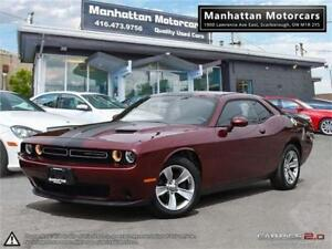 2017 DODGE CHALLENGER SXT AUTO |PHONE|HEATEDSEAT|WARRANTY|21KM