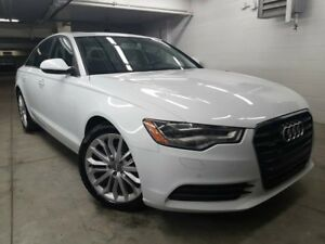 2014 Audi A6 TDI 8sp Tiptronic Technik