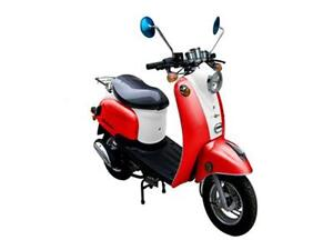 2016 Scooter SCOOTTERRE SOLISTA 50CC A SEULEMENT $1799.99