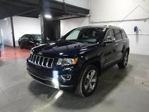 2016 Jeep Grand Cherokee Limited V6 4x4 (NAVI, Cuir, Mags)