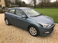 2015 (15) Hyundai i20 1.2 ( 75ps ) S Air ONLY 29,000 MILES IMMACULATE