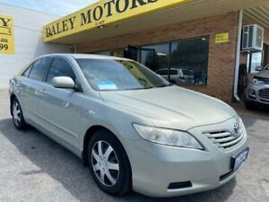 2007 Toyota Camry ACV40R Altise Silver 5 Speed Automatic Sedan Kelmscott Armadale Area Preview