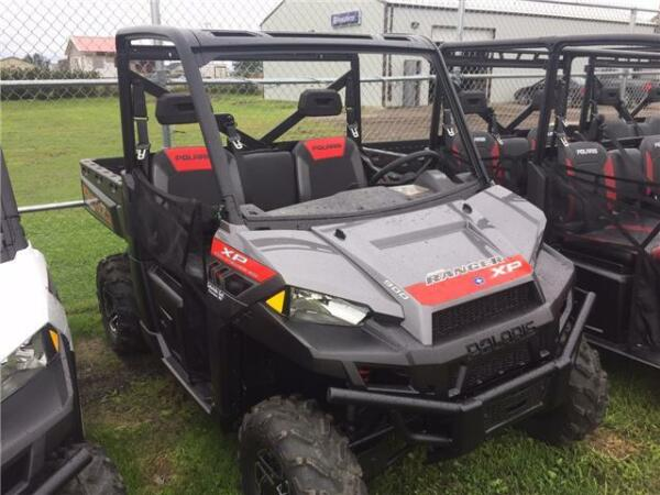 Used 2015 Polaris Ranger 900 XP EPS LE