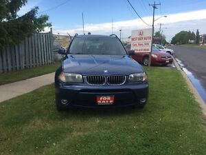 2005 BMW X3 3.0i PANO ROOF! RUNNING BOARDS!