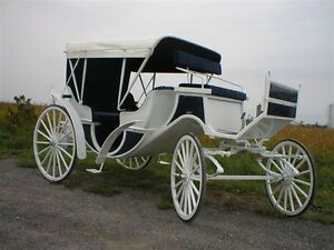 Carriages , wagon, sleighs , carts all new made to order! Belleville Belleville Area image 5