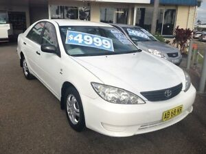 2004 Toyota Camry ACV36R Altise White 4 Speed Automatic Sedan Broadmeadow Newcastle Area Preview
