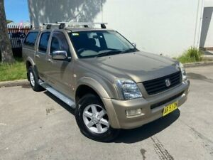 2004 Holden Rodeo RA LT Utility Crew Cab 4dr Auto 4sp 4x4 1086kg 3.5i Gold Automatic Utility Oxley Park Penrith Area Preview