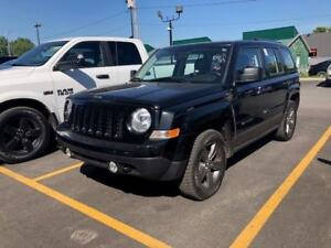 2016 Jeep PATRIOT SPORT ALTITUDE-4CYLINDRES-2.4L-4X4