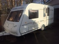 COMPASS MAGNUM MENDIP- 2006- 2 BERTH- END CHANGING ROOM