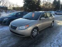 2008 Hyundai Elantra 125515 KM, Safety & ETEST for ON or Qc INCL