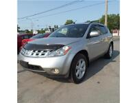 NISSAN MURANO SE AWD AUTOMATIC CLIMATISATION DOUBLE/CUIR/TOIT