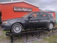 Subaru Impreza 2008 (stock#208) Saguenay Saguenay-Lac-Saint-Jean Preview