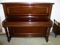 Upright Piano Brinsmead (Free Local Delivery) TN12 Kent