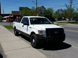 2010 Ford F-150 5.4L LONG BOX 4X4 EXTENDED CAB!