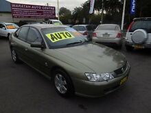 2003 Holden Commodore VY Acclaim 4 Speed Automatic Sedan Waratah Newcastle Area Preview