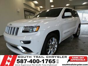 2016 Jeep Grand Cherokee Summit Call Terrence Hinds 587-400-0868
