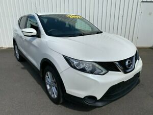 2015 Nissan Qashqai J11 TS White 1 Speed Constant Variable Wagon South Grafton Clarence Valley Preview