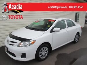 2013 Toyota Corolla CE **FREE WINTER TIRES**