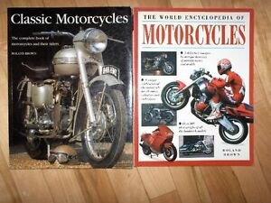 Motorcycle Books - Roland Brown