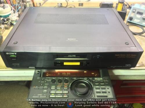 SONY EV-S7000 Hi8 VCR Digital PCM / HiFi Stereo Edit ***Hi-End - 90 Days Wrty