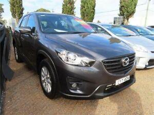 2015 Mazda CX-5 KE1022 Maxx Sport Grey Sports Automatic Wagon Minchinbury Blacktown Area Preview