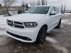 2017 Dodge Durango AWD R/T Navigation (GPS),  Leather,  Heated S