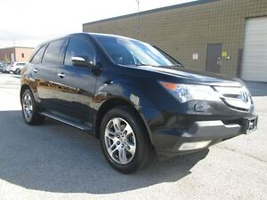 2009 Acura MDX TECH PACKAGE NAVIGATION REAR VIEW CAMERA!!