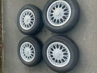 Ford RS Alloy wheels, mint condition complete with Pirelli Tyres - 5 in total
