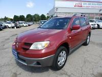 2006 Mitsubishi Outlander LS CERTIFIED E-TESTED