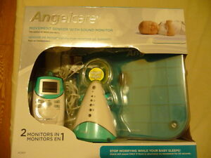 Angel Care 2 in 1 Baby Monitor &  Babisil Drying Rack