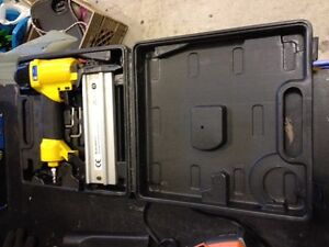 "PowerFist 2"" Brad Nailer with case"