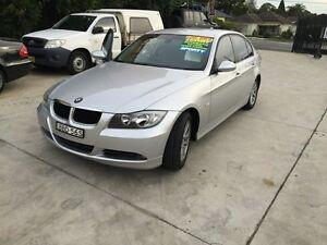 2007 BMW 320i Executive Silver Automatic Sedan Granville Parramatta Area Preview
