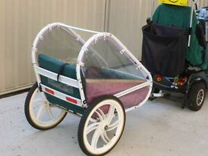 DOG TRAILER for MOBILITY SCOOTER Bongaree Caboolture Area Preview