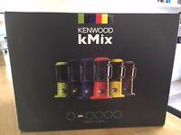 Brand New kMix blender - still in its box, never used