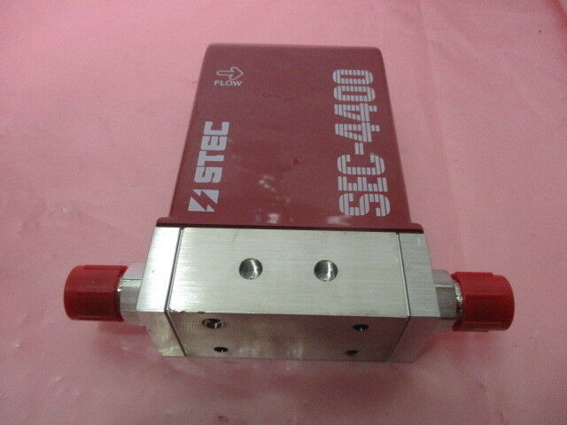 STEC SEC-4400M Mass Flow Controller, MFC, SiH4, 200 SCCM, SEC-4400, 424911