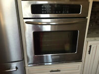 Stainless Steel Built in Wall Oven 27""