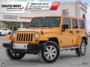 2012 Jeep Wrangler Unlimited | Unlimited | Cruise | Bluetooth |